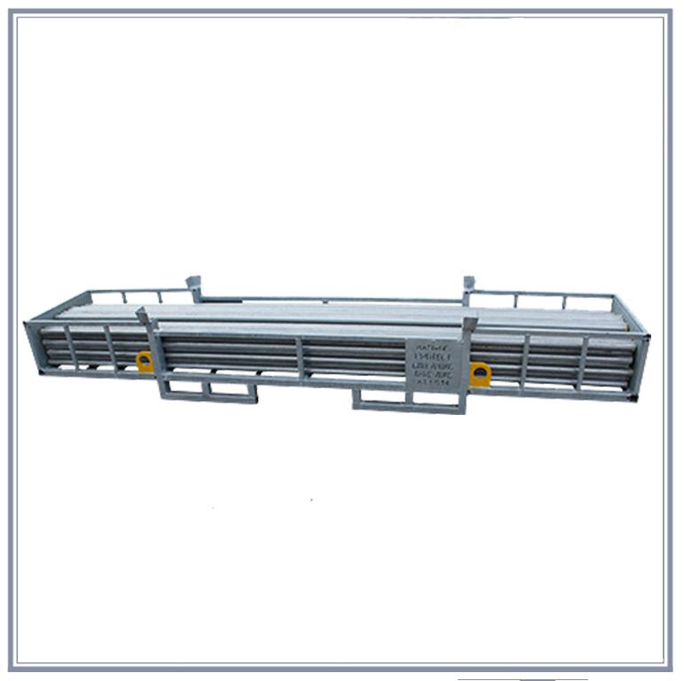 Panier de stockage pour tubes, lisses et Gemalisse®